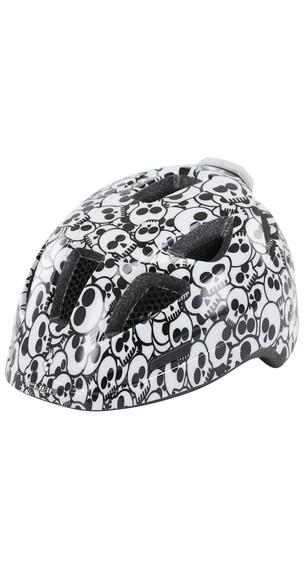 Cube Pro helm Kinderen wit/zwart